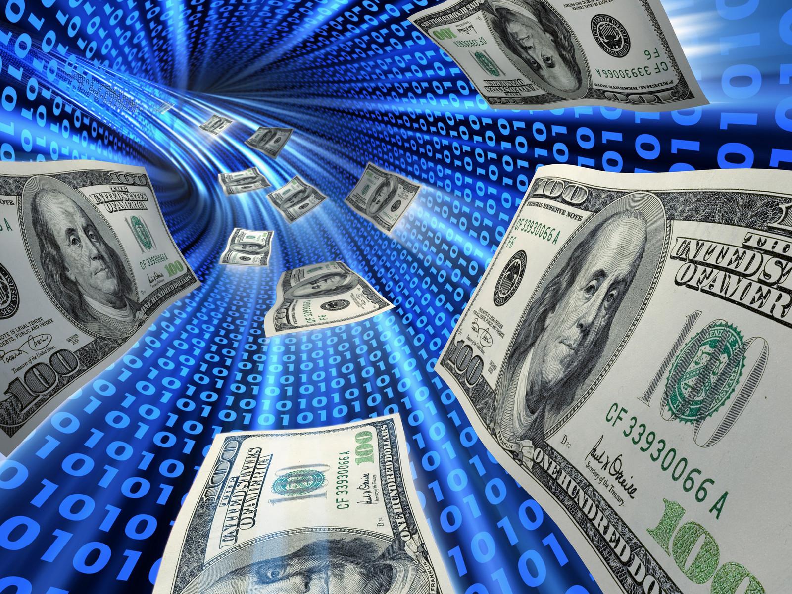 Электронные деньги под контроль!