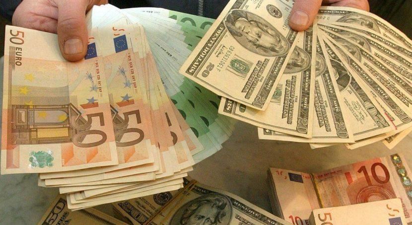Курсы евро и доллара на сегодня богданова
