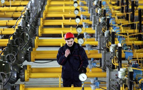 Отслеживаем запасы газа на Финстате